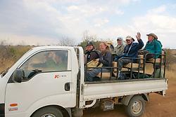 EW Team Heading to Field