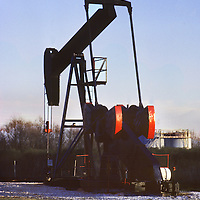 Oil Pump Jacks and Derricks
