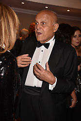 Sir Magdi Yacoub at the Chain of Hope Gala Ball held at the Grosvenor House Hotel, Park Lane, London England. 17 November 2017.<br /> Photo by Dominic O'Neill/SilverHub 0203 174 1069 sales@silverhubmedia.com