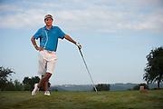 Toni Hakula, from Espoo Finland, plays golf for The University of Texas at Austin. ..Photo by Mark Matson ( 9/18/12)