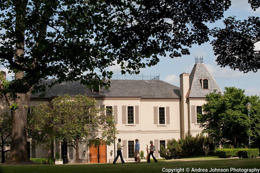 Ste Michelle Estates Winery and headquarters, Woodinville, Washington