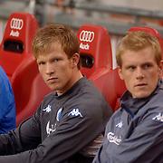NLD/Amsterdam/20060823 - Ajax - FC Kopenhagen, links Jesper Gronkjaer