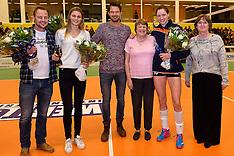 20151230 NED: Uitreiking Ingrid Visser en Volleybalkrant Award 2015, Almelo