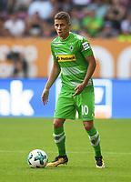 Thorgan Hazard (Gladbach) <br /> Augsburg, 26.08.2017, Fussball Bundesliga, FC Augsburg - Borussia Moenchengladbach<br /> <br /> Norway only