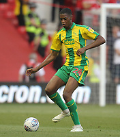 West Bromwich Albion's  Tosin Adarabioyo <br /> <br /> Photographer Mick Walker/CameraSport<br /> <br /> The EFL Sky Bet Championship - Nottingham Forest v West Bromwich Albion - Tuesday August 7th 2018 - The City Ground - Nottingham<br /> <br /> World Copyright © 2018 CameraSport. All rights reserved. 43 Linden Ave. Countesthorpe. Leicester. England. LE8 5PG - Tel: +44 (0) 116 277 4147 - admin@camerasport.com - www.camerasport.com
