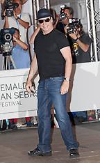 John Travolta in Spain 22-9-12