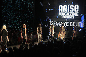 ARISE Magazine presents African Icons Fashion Show for 2012 Mercedes-Benz Fashion Week