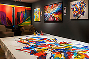 Gallery/Working Studio; Clinton WA 2020. Welcome by appointment. louierochon@outlook.com