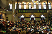 David Patterson at the Swearing-in of the Honorable David A. Patterson at the 55th Governor of New York  at The New York State Capitol in the Assembly Chambers on March 17, 2008