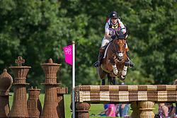 Van Springel Joris (BEL) - Lully des Aulnes<br />  Olympic Games London 2012<br /> © Dirk Caremans