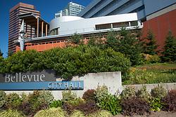 North America, United States, Washington, Bellevue, Bellevue City Hall