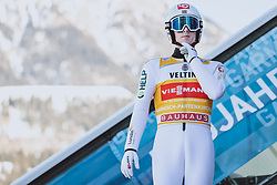 31.12.2020, Olympiaschanze, Garmisch Partenkirchen, GER, FIS Weltcup Skisprung, Vierschanzentournee, Garmisch Partenkirchen, Qualifikation, Herren, im Bild Halvor Egner Granerud (NOR) // Halvor Egner Granerud of Norway during qualification jump of men's Four Hills Tournament of FIS Ski Jumping World Cup at the Olympiaschanze in Garmisch Partenkirchen, Germany on 2020/12/31. EXPA Pictures © 2020, PhotoCredit: EXPA/ JFK