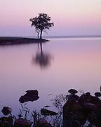 Sunrise at Arcadia Lake