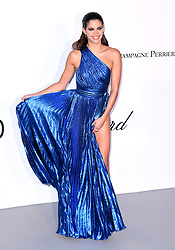 Sara Sampaio attending the 25th amFAR Gala held at the Hotel du Cap-Eden-Roc in Antibes as part of the 71st Cannes Film Festival