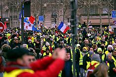 19jan19-Gilets jaunes Paris
