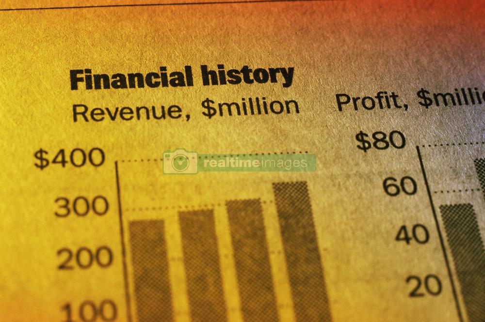 Dec. 13, 2012 - Financial history (Credit Image: © Image Source/ZUMAPRESS.com)