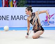 Harutyunyan Lilit was born in 1995 is Armenian rhythmic gymnast.
