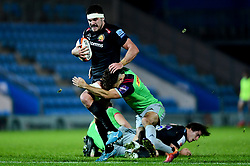 Tom Price of Exeter Chiefs - Mandatory by-line: Ryan Hiscott/JMP - 25/11/2019 - RUGBY - Sandy Park - Exeter, England - Exeter Braves v Harlequins - Premiership Rugby Shield