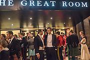 TEDDY FARRELLY; DAN TOOKEY, The Royal Caledonian Ball 2015. Grosvenor House. Park Lane, London. 1 May 2015.