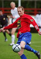 Michael Vadseth, Skeid.<br /> <br /> Fotball: Skeid - Bryne 4-2. 1. divisjon 2004. 20. juni 2004. (Foto: Peter Tubaas/Digitalsport)