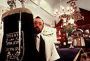 GIBRALTAR: JEWISH CULTURE Shaar Hashamayim Synagogue, 18THC