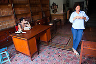 Women in Gibara,Holguin,Cuba.