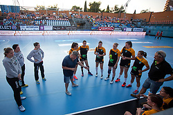 Bojan Voglar, head coach of RK Zagorje during handball match between RK Zagorje and RK Krim Mercator of Super Cup 2016, on August 27, 2016 in SRC Marina, Portoroz / Portorose, Slovenia. Photo by Matic Klansek Velej / Sportida