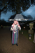 THE DUKE OF RUTLAND, Alice Manners 18th   birthday. Belvoir Castle, Grantham. 12 April 2013.