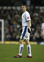 Photo: Paul Greenwood/Sportsbeat Images.Leeds United v Huddersfield Town. Coca Cola League 1. 08/12/2007.<br />Leeds United's Tore Andre Flo