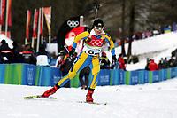 OL 2006 Cesana San Sicaro <br />Skiskyting 7.5 km sprint 16.02.2006 <br />Foto: Sigbjørn Hofsmo, Digitalsport <br /><br />Lilia Efremova SLO Slovenia
