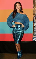 September 12, 2018 - New York City, New York, USA - 9/11/18.Victoria Justice at the Alice and Olivia SS19 Fashion Presentation during New York Fashion Week in New York City..(NYC) (Credit Image: © Starmax/Newscom via ZUMA Press)