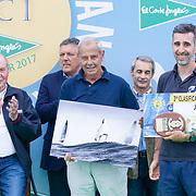 © Maria Muina I Sailingshots.es, 10/09/2017 - Vigo (Pontevedra) - Regata Rey Juan Carlos - El Corte Inglés Máster 2017, Sanxenxo 2017 - Dia 3.