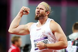 Olympic Games London 2012, men's shot put, .Tomasz Majewski (POL).© pixathlon