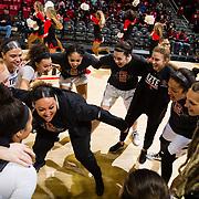 02/06/2019 - Women's Basketball v New Mexico