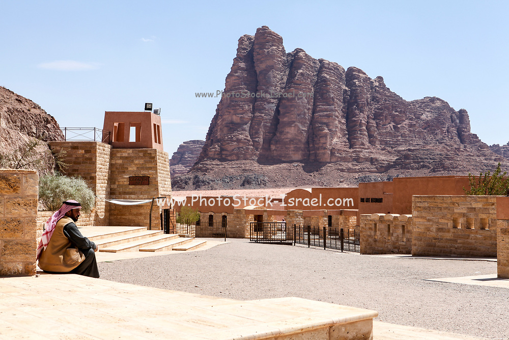 Rum village, Wadi Rum, Jordan