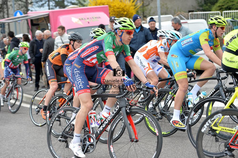100° Giro della Bolghera gara per gliUnder 23 , Trento 28 Marzo 2016 © foto Daniele Mosna