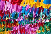 Betim_MG, Brasil...Encontro Mineiro de Congado em Betim, Minas Gerais. A festa acontece no ultimo domingo de agosto, todos os anos, homenageando Nossa Senhora do Rosario. O Congado e uma das mais importantes manifestacoes culturais e religiosas do Brasil. De carater popular o congado tem origem africana e portuguesa considerada assim uma manifestacao afro-luso-brasileira. ..Mineiro Meeting of Congado in Betim, Minas Gerais.The festival is held on the last Sunday of August, every year, honoring Lady of the Rosary. The Congado is one of the most important cultural and religious practices in Brazil. Popular character of the Congo has African and Portuguese as well considered a manifestation Luso-Brazilian-African...Foto: NIDIN SANCHES / NITRO