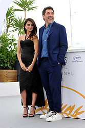 "71st Cannes Film Festival 2018, Photocall film ""Everybody knows"", Javier Bardem, Penelope Cruz, Ashgar Farahadi, Ricardo Darin, Barbara Lennie. 09 May 2018 Pictured: 71st Cannes Film Festival 2018, Photocall film ""Everybody knows"", Penelope Cruz and Javier Bardem. Photo credit: Pongo / MEGA TheMegaAgency.com +1 888 505 6342"