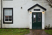 The Oyster Catcher restaurant on the 3rd November 2018 in Otter Ferry in the United Kingdom