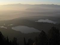 Bradley and Taggart Lakes, Grand Teton National Park