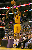 NBA-Portland Trail Blazers at Los Angeles Lakers-Apr 6, 2004