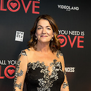 NLD/Amsterdam/20181126 - premiere All You Need Is Love, Marlou Gorter