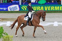 Theodorescu Monica (GER) - Whisper<br /> CHIO Rotterdam 2010<br /> © Hippo Foto - Leanjo de Koster