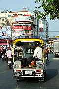 Public transport in Ho Chi Minh City (Saigon), Vietnam