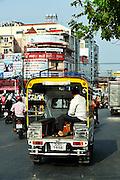 Public transport in Ho Chi Minh City (Saigon), Vietnam