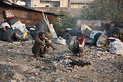 Scene from Nagpur, India.