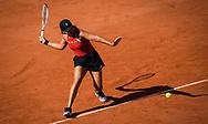 Naomi Osaka of Japan during practice ahead of the Roland-Garros 2021, Grand Slam tennis tournament, Qualifying, on May 28, 2021 at Roland-Garros stadium in Paris, France - Photo Rob Prange / Spain ProSportsImages / DPPI / ProSportsImages / DPPI