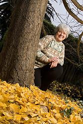 Dr. Anne Turner, Stanford genealogist