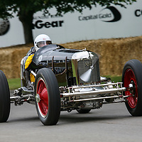 The Derby Miller (1928), Goodwood Festival of Speed 2007