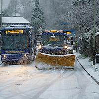 Perth Snowfall